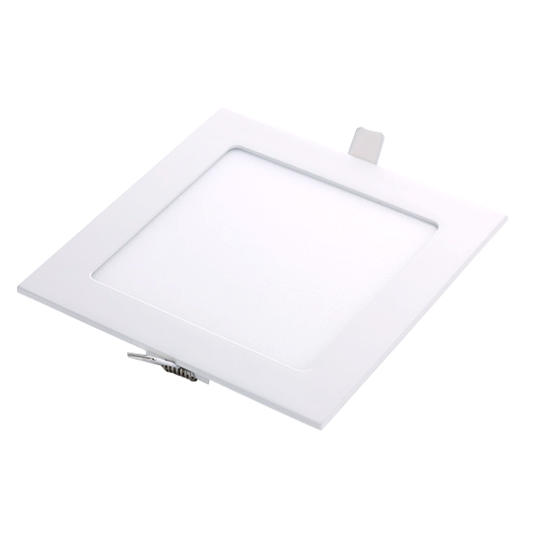 LED 暗装面板灯 方形