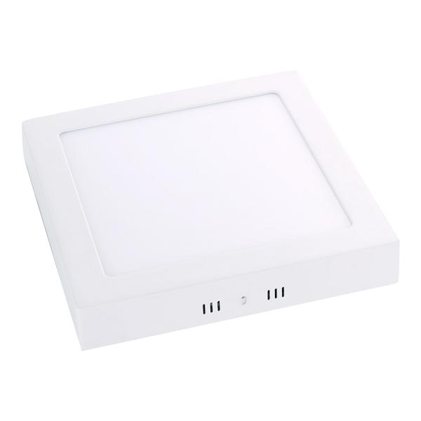 LED 明装面板灯 方形