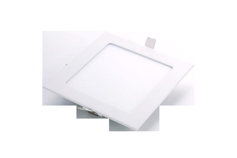 暗装 LED 超薄面板灯 方形