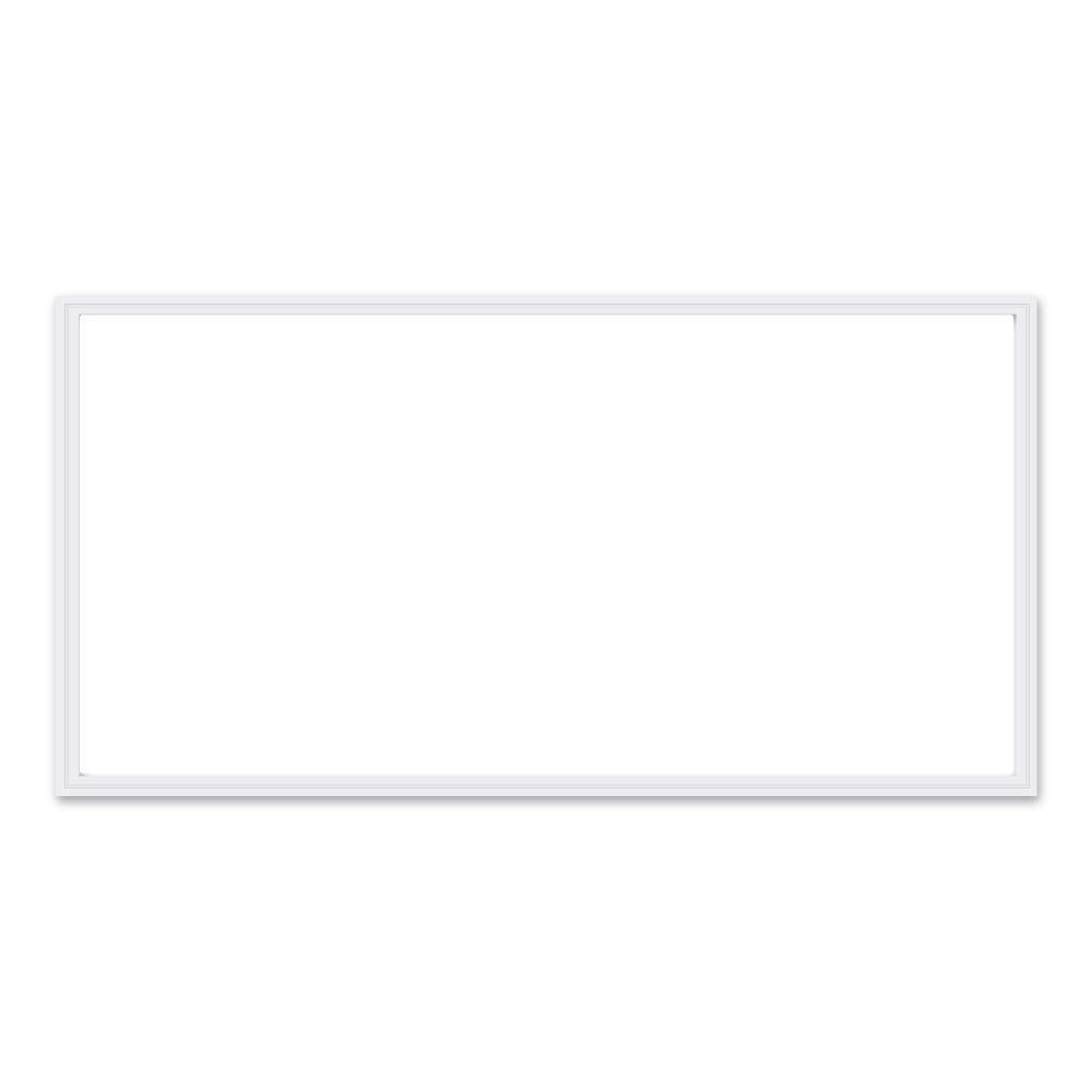 长方形平板灯 600x1200 50w